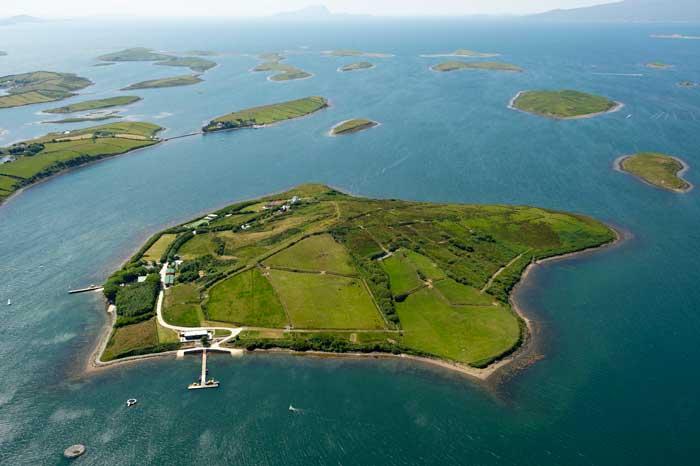 Inisturk Island, Co. Mayo